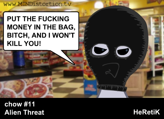 Alien Threat